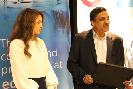 ON CAMPUS: Jordan's Queen Rania, EdX Give MOOCs A Boost In Middle East - WGBH NEWS | eLearning and Education | Scoop.it
