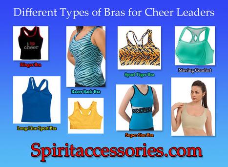 Cheer Leaders Bras   Cheer Leaders Accessories   Scoop.it