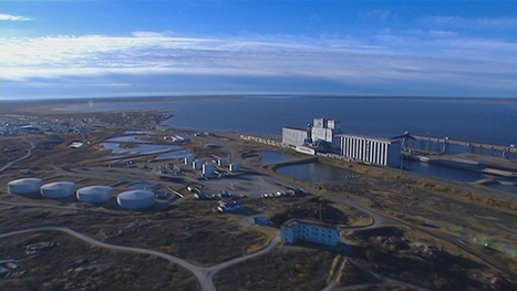 What the closure of an Arctic seaport in Manitoba could mean for Canadian sovereignty | CARBIDE TV The Machinist Channel | Scoop.it