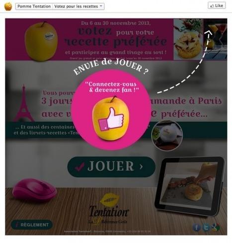 5 Exemples de Concours Facebook pour Recruter des Fans | Reseaux Sociaux | Scoop.it