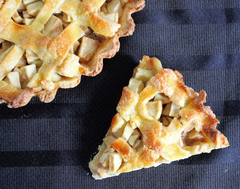 PicNic: Caramel Apple Pie | Recipes | Scoop.it