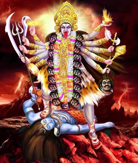 Shree Mahakali Amritwani Anuradha Paudwal [Full Song] Shree Mahakali Amritwani ~ Indian Temple Jmd ~ INDIAN TEMPLE JMD   Indian Temple Yatra   Scoop.it