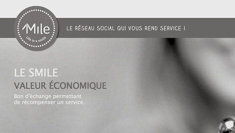 1Mile, le réseau social qui vous rend service | Learning 2.0 ! | Scoop.it