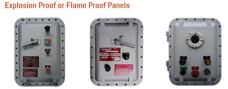 Choose the New Range of Explosion Proof Panels from Solution Control Systems in Canada   Designing and Asembling of Custom Control Panels   Scoop.it