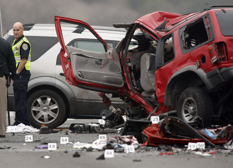 Wrong-way driver was going more than 100 mph, witnesses say | The Latest: Cars, Vehicles & Trouble on the Road | Scoop.it