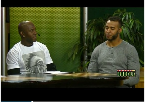 Ryan Grant talks about his return to the Green Bay Packers. With Donald Driver. | The Packers | Scoop.it