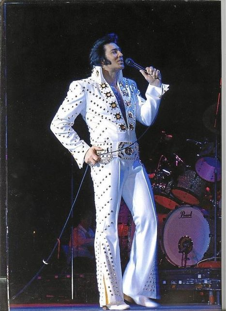 Elvis impersonator the star of company's fundraising dinner - The Star Online | Elvis Tribute News | Scoop.it