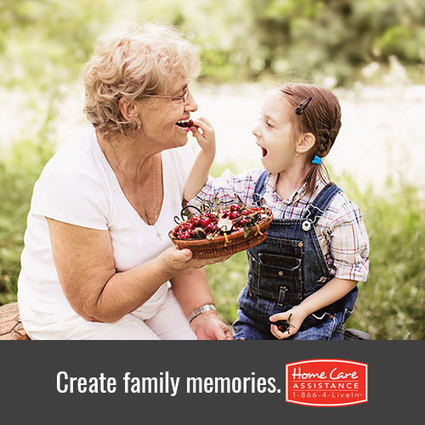 Special Mother's Day Celebrations for Aging Loved Ones | New Hampshire Home Care Assistance | Scoop.it