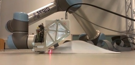 3ders.org - Innovative 3D printer prints on complex and bent surfaces | 3D Printer News & 3D Printing News | 3d print | Scoop.it