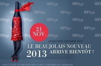 Vin : le Beaujolais nouveau arrive jeudi, «fruité», «gouleyant» et glamour | le Vin : de la stratégie à la communication | Scoop.it
