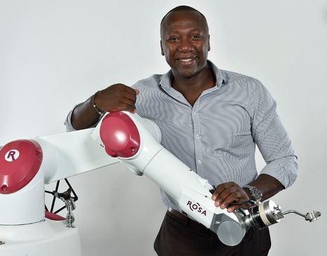 #Conversation avec Bertin Nahum, pionnier de la robotique médicale française | Libertés Numériques | Scoop.it