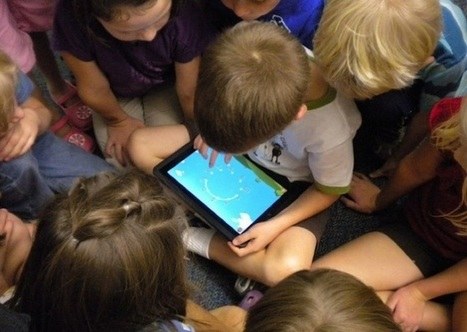 Report: iPad in the classroom raising kindergartners' literacy scores | LibraryLinks LiensBiblio | Scoop.it