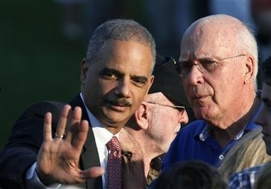 Lawmakers blast Holder over failure to investigate IRS scandal | Criminal Justice in America | Scoop.it