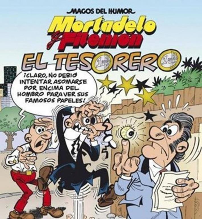 La manipulación de Televisión Española alcanza al cómic más ... - Global Voices en español | Partido Popular, una visión crítica | Scoop.it