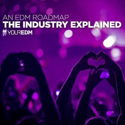 An EDM Roadmap: The Electronic Dance Music Industry Explained | Your EDM | Change of the Electronic Industry | Scoop.it