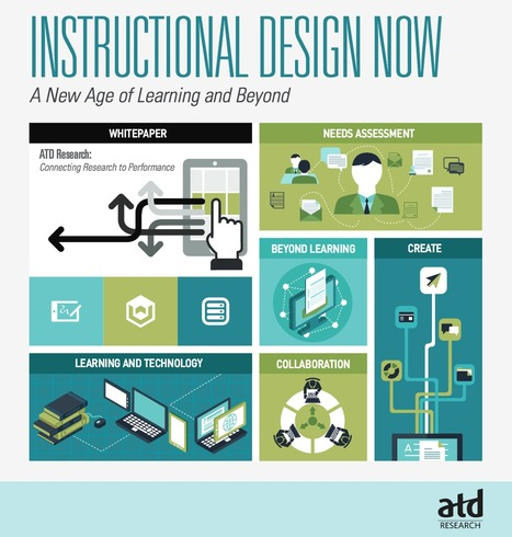 [PDF] Instructional Design Now: A new age of learning and beyond | EdumaTICa: TIC en Educación | Scoop.it