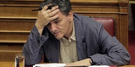 #Grecia. Primera vez que un parlamento europeo en tiempos de paz vota contra su voluntad  por amenazas | EURICLEA | Scoop.it