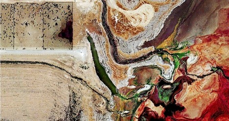 'Feedlots' Shows Horrifying Images of Factory Farms Photographed by Satellite - FirstWeFeast.com | News of the World | Scoop.it