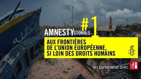 AmnestyStories : regards croisés sur les droits humains - RFI | Droits de l'Homme_Elodie Randrianarijaona | Scoop.it