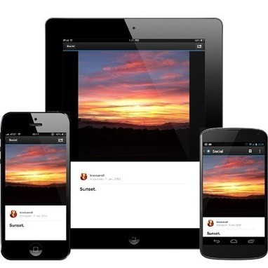 Pulse adds support for social feeds, including Instagram, Facebook and YouTube | App Buzz | Scoop.it