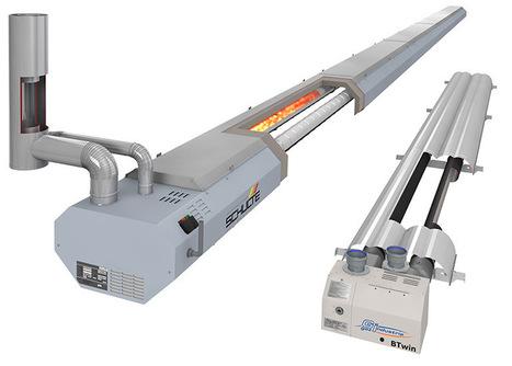 Schulte Dunkelstrahler Hallenheizungen | Hallenheizung und Industrieheizung | Scoop.it