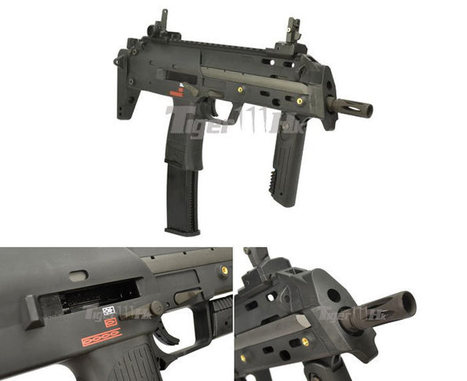 ASIA Electric Guns MP7 SMG GBB | Popular Airsoft | Airsoft Showoffs | Scoop.it