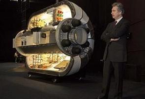 Affordable habitats means more Buck Rogers for less money says Bigelow   NASASpaceFlight.com   Outer Space   Scoop.it