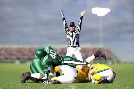 Did High School Football Break Your Brain? | fitness, health,news&music | Scoop.it