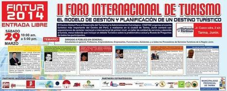 FINTUR TARMA 2014, ya es está institucionalizonando el Evento internacional | Turismo Perú | Scoop.it