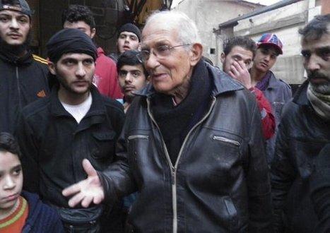 Exécution du jésuite Frans van der Lugt à Homs | apel provence | Scoop.it