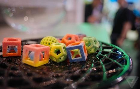 Influencia - Innovations - Le chocolat bientôt en 3D ? | innovation | Scoop.it