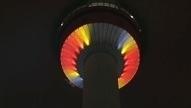 New lighting brightening up Calgary Tower   LED Lighting   Scoop.it