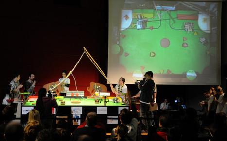 Trophées de Robotique 2014 : match serré à Toulouse - Un autre ... | Manifestations culturelles scientifiques | Scoop.it
