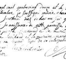 M. Vion-Dubois, « prêtre turbulent » de la Petite Eglise | GenealoNet | Scoop.it