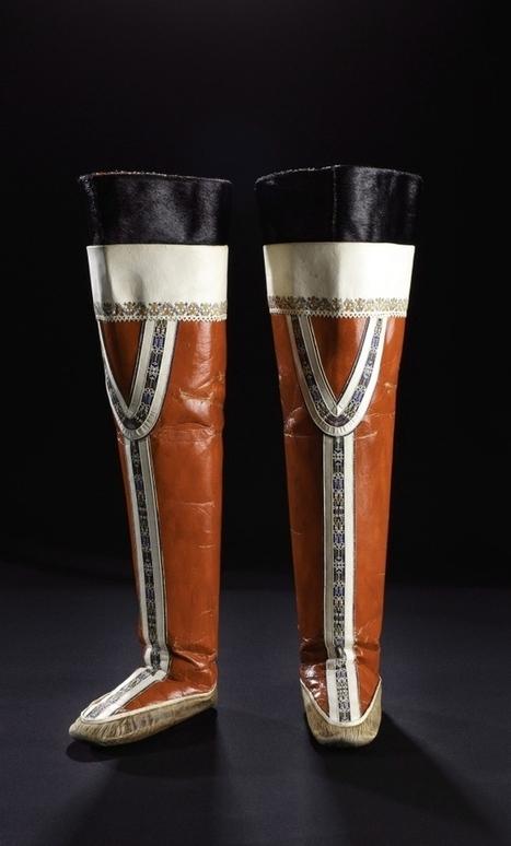 Bata Shoe Museum displays rare Arctic footwear in new exhibit   Texas A&M Costume and Dress   Scoop.it