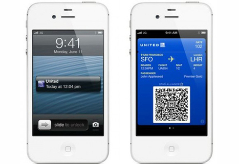 Five Airlines Already Supporting Mobile Boarding Passes on Apple's iOS 6 Passbook | OthersA | Scoop.it