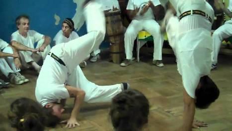 iaia mandou dá uma volta só - mestre marrom e alunos 2012 brasil rj | Movement Education | Scoop.it
