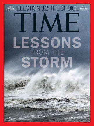 TIME Magazine uses photo captured by iPhone 4S as cover image - iPad/iPhone - Macworld UK | Northwest Technology News | Scoop.it