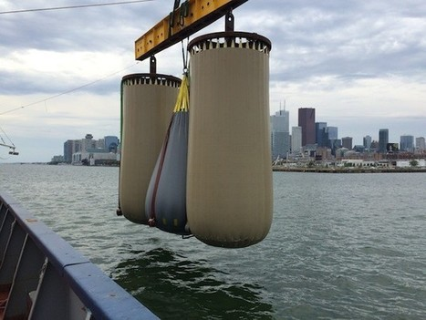 Énergies renouvelables : des ballons sous-marins d'air comprimé offrent un nouveau moyen de stockage | Rennes - transition énergétique | Scoop.it