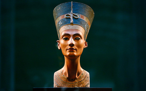 Scans suggest Queen Nefertiti may lie concealed in King Tut's tomb | History | Egyptology | 21st Century Innovative Technologies and Developments as also discoveries, curiosity ( insolite)... | Scoop.it