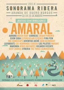 Sonorama Ribera 2014 en Planeta Tentaciones Radio Show. | Promos Medinalogo | SONORAMA 2014 | Scoop.it