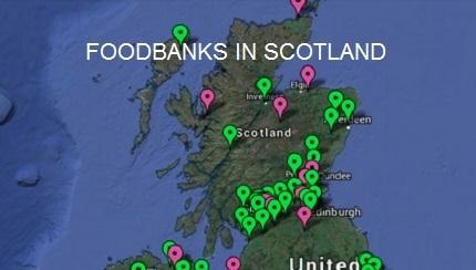 UK hunger epidemic becoming a 'Public Health Emergency', warn experts | Scottish independence referendum | Scoop.it