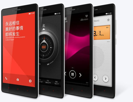 Xiaomi Unveils $130 Redmi Note Octa-core Android Smartphone | Embedded Systems News | Scoop.it