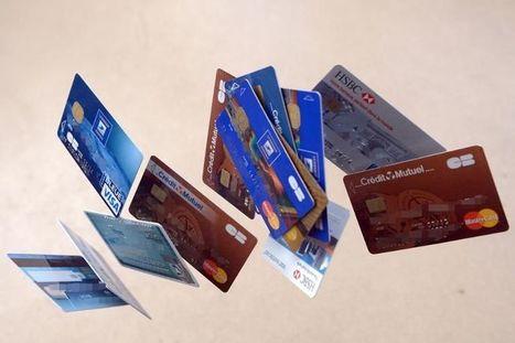 Cartes bancaires: le montant des fraudes plus élevé en 2013 | Banque & Assurance | Scoop.it