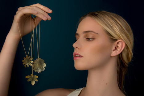 Corollaria jewelry collection | Nervous System blog | a3 UniBo | Scoop.it
