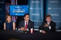 Leaders Highlight Manufacturing Challenges at NAM-Politico Event - Shopfloor | US Manufacturing and exports | Scoop.it
