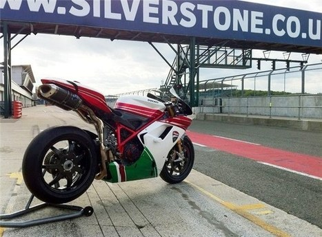 Visordown | Ducati never made an 848R, but if they did, it might look a little like this.. | Ductalk Ducati News | Scoop.it