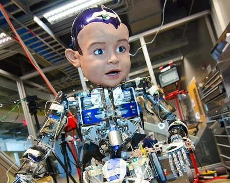 Diego-San : un robot pour COMPRENDRE le comportement des bébés | Machines Pensantes | Scoop.it