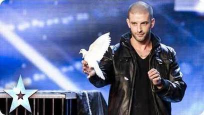 Darcy Oake's Jaw-Dropping Dove Illusions - Britain's Got Talent 2014 | Au hasard | Scoop.it