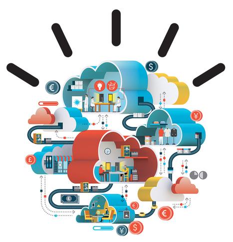 IBM by Jing Zhang — Agent Pekka | Illustration | Scoop.it
